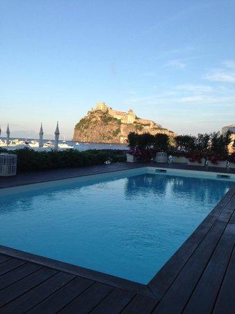 Miramare e Castello Hotel: Piscina