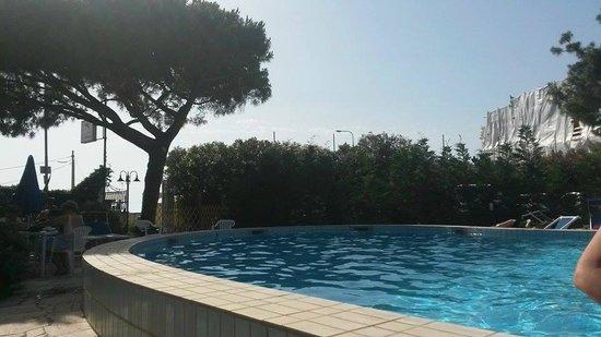 Hotel Costa Citara: la piscina