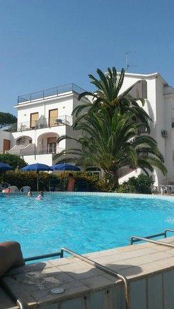 Hotel Costa Citara: l'affaccio delle camere dell'albergo
