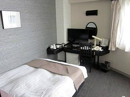Hotel Area One: Room