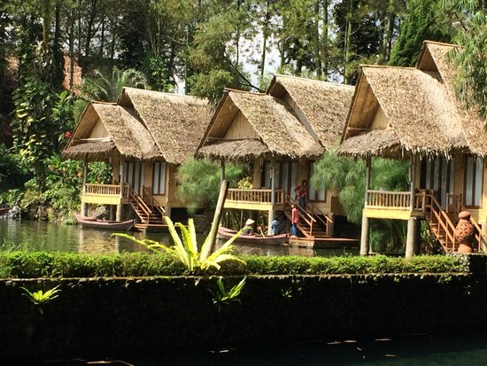 Kampung Sampireun Resort & Spa: Bungalow