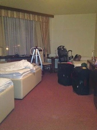 Hotel Holiday: disabled room