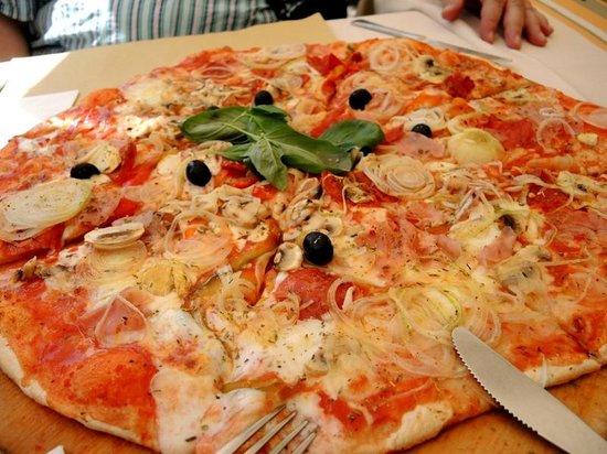 Pizza Pie: pizza Toscana 24 giugno 2014