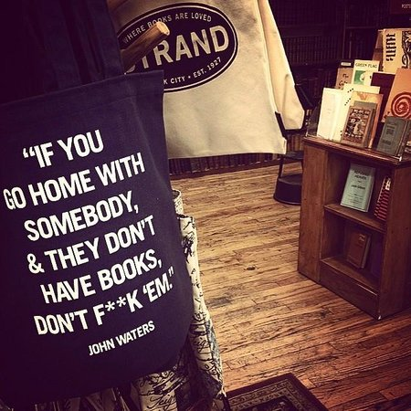 The Strand Bookstore: Strand Book Store
