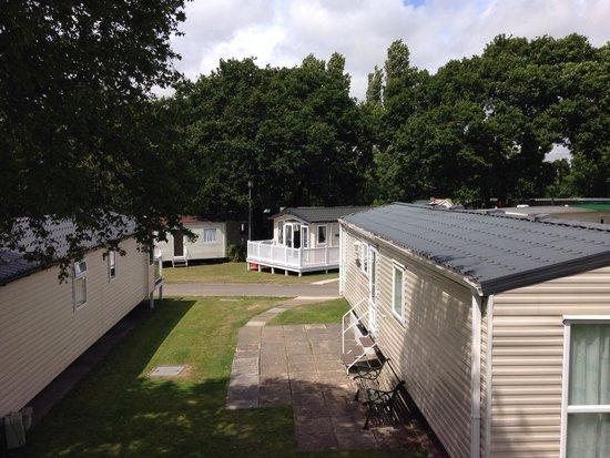 Rockley Park Holiday Park - Haven: Caravan view