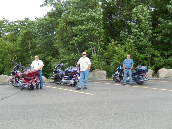Prospect Mountain: great bike ride