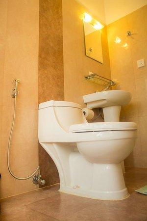 Hotel Friends Home: Bathroom.