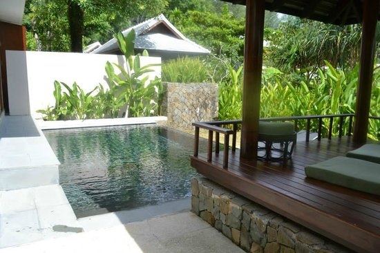 The Sarojin : private pool villa