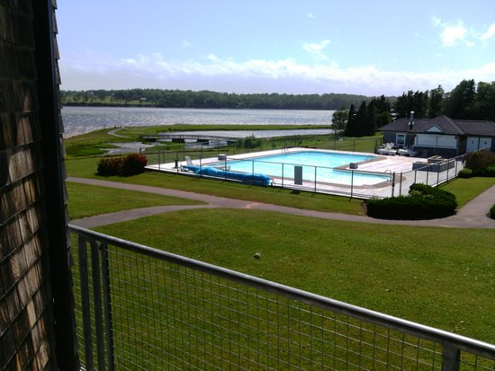 Rodd Brudenell River Resort : View from our room this year!