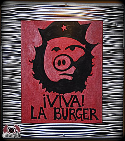 Oink and Moo: The burger revolution has begone