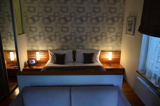 Rezidence Vysehrad: Ágy