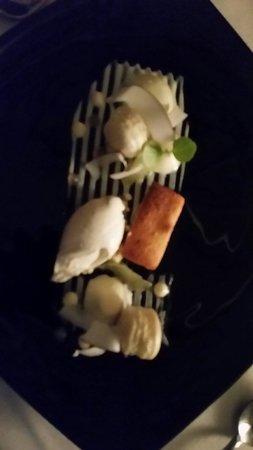 NATIONAL Restaurant Bar Terrasse: Traumhaftes Koko Dessert