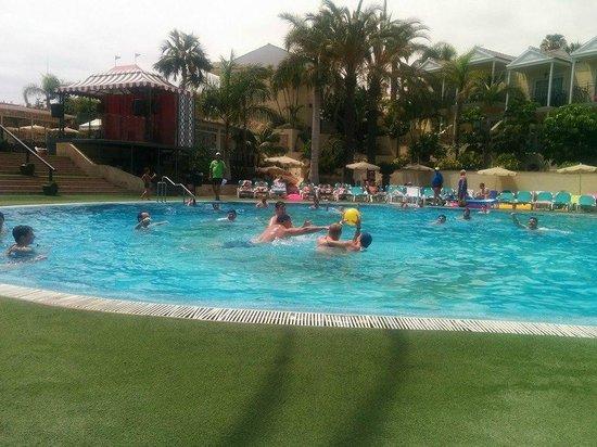 Gran Oasis Resort : Waterpolo