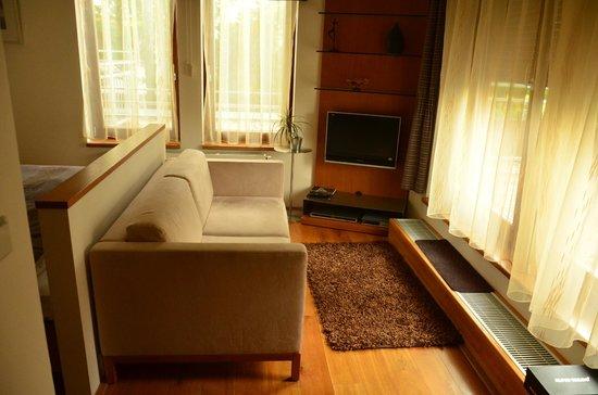 Rezidence Vysehrad : Szoba