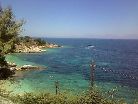 Kassiopi Bay: kassiopu bay