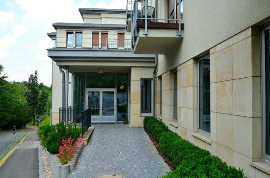 Rezidence Vysehrad: Bejárat