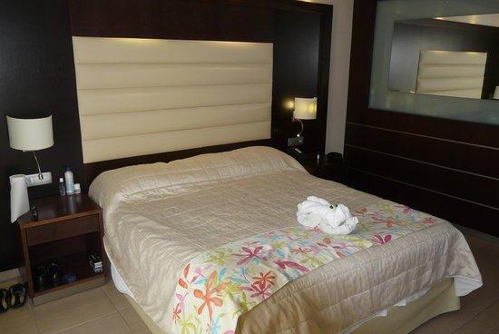 Sensimar Oceanis Beach & Spa Resort: la chambre 3311