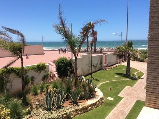 Hotel Riu Palace Tikida Agadir: lovely sea view