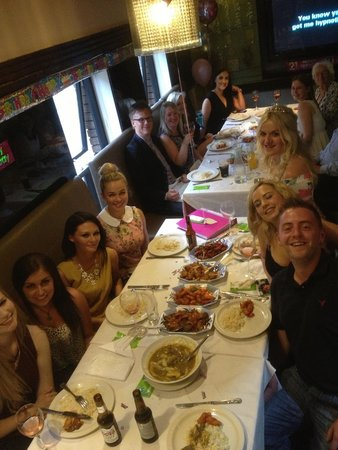 Joy Inn Restaurant : 21th Birthday party !������