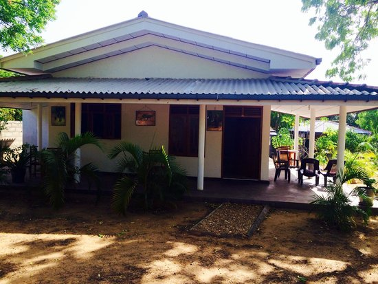 JC Guesthouse : The guesthouse (double rooms)
