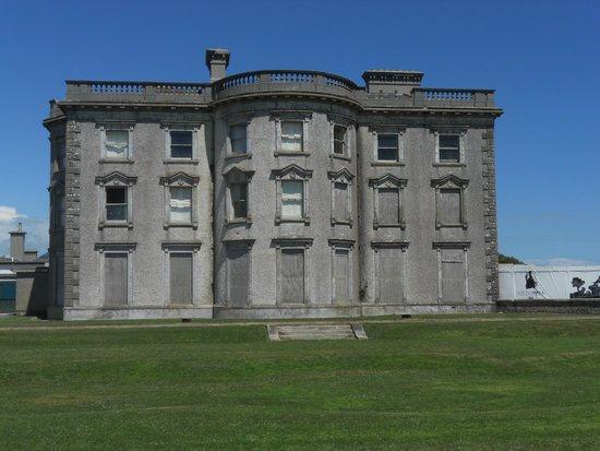 Loftus Hall: loftus on a clear day
