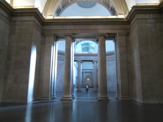 Tate Britain: Another Gallery.