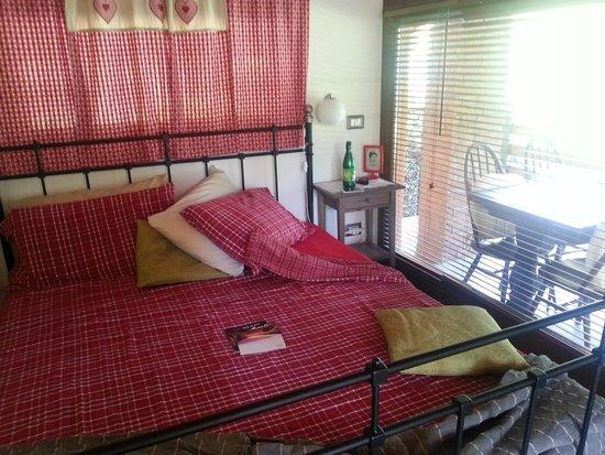 Bed and Breakfast La Casa nel Bosco: Camera