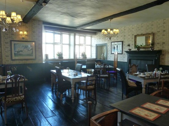 The Kings Arms Hotel: Kings Arms Restaurant