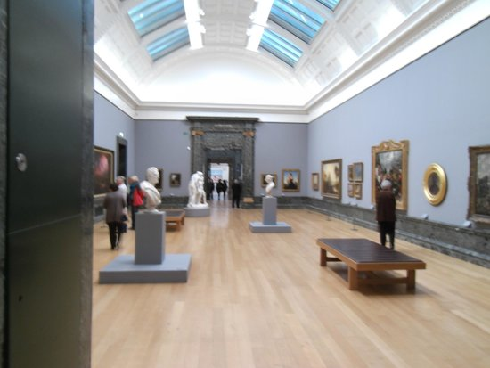 Tate Britain: One of the Galleries