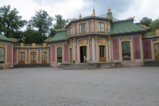 Drottningholm Palace : The Chinese Pavilion