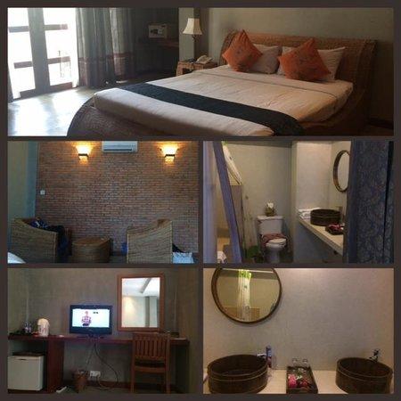 Frangipani Fine Arts Hotel: Hotel