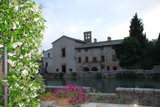 Bagno Vignoni - Picture of La Terrazza, Bagno Vignoni - TripAdvisor