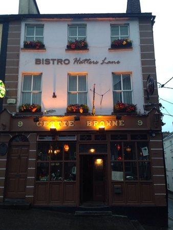 Hatters Bistro : Unique place