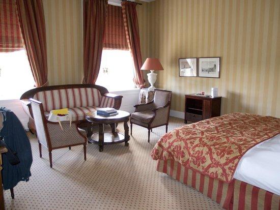 Landgoed Duin & Kruidberg: Our room