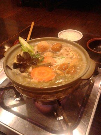 Suzuya: Boil your own soup;)
