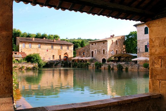 Stunning La Terrazza Bagno Vignoni Gallery