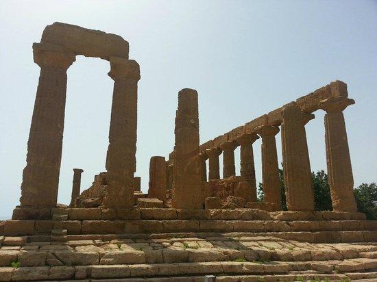 Tempio di Giunone: Tempio
