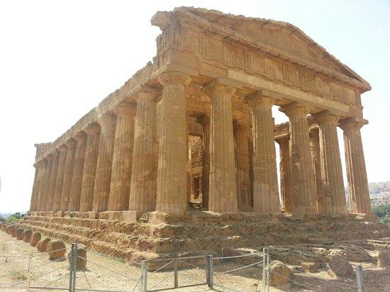 Tempio della Concordia : Tempio