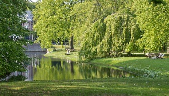 Landgoed Duin & Kruidberg: The hotel garden