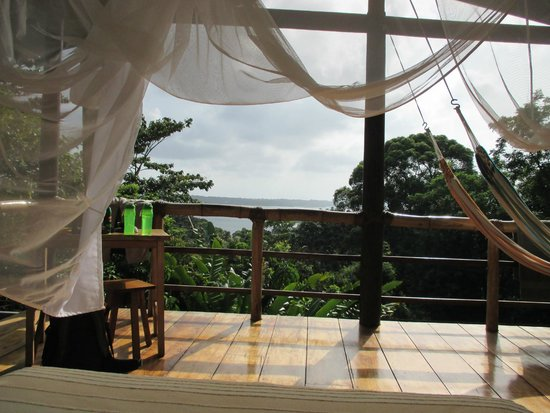 La Loma Jungle Lodge and Chocolate Farm: Rancho 2