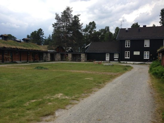 Engerdal Municipality, Norway: Nice location and buildings
