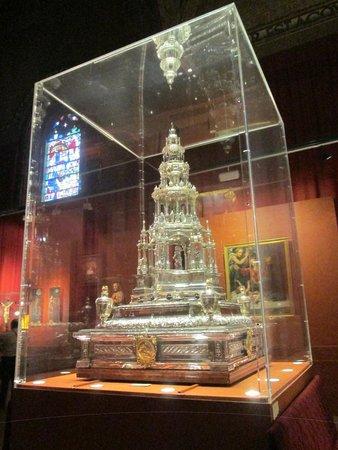 Catedral de Ávila: tesoro