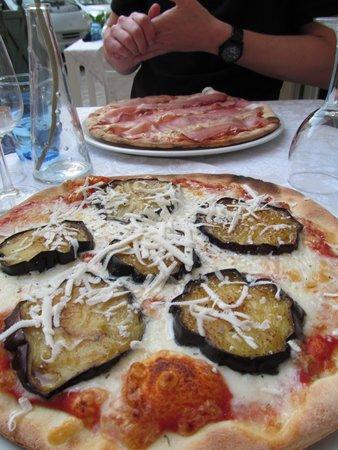 La Pizzoleria Ortigia: Pizze