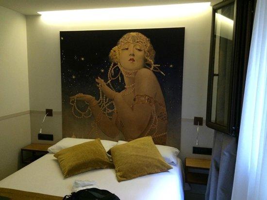 Casa Bella Gracia : la chambre