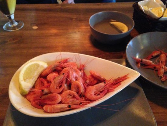Scandic Grimstad : Great food in the restaurant