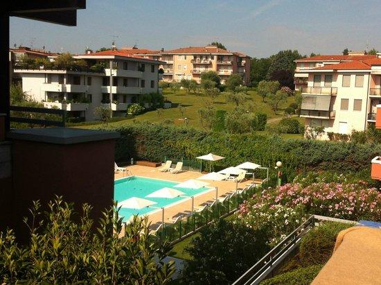 Hotel Oliveto Lago di Garda - Desenzano del Garda : vista