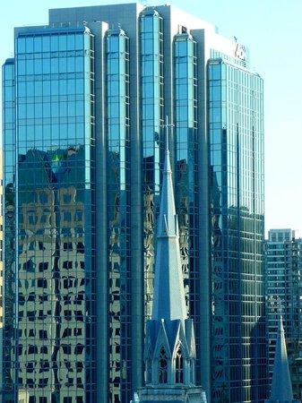 Centre-ville de Vancouver : Reflections.
