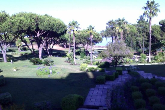 Quinta Do Lago Hotel: stunning views