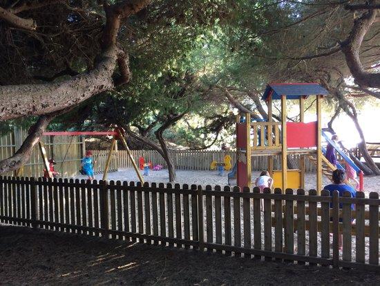 IBEROSTAR Albufera Playa: Playground in the hotel