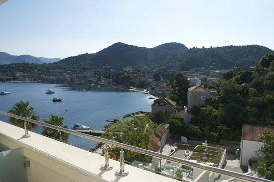 Lafodia Hotel & Resort: Utsikten från rummet